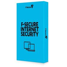 F-Secure Internet Security 2020 - 1 Year 3 PC Windows 7 8 10 Original