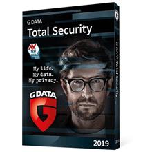 G Data Total Security 2021 - 1 Year 3 PC Windows 7 8 10 Original