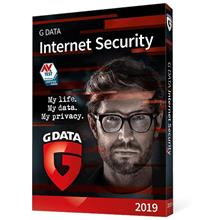 G Data Internet Security 2021 - 1 Year 3 PC Windows 7 8 10 Original