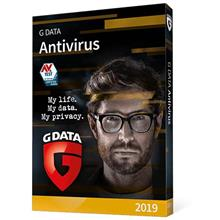 G Data Antivirus 2021 - 1 Year 3 PC Windows 7 8 10 Original