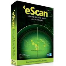 Escan Internet Security 2020 - 1 Year 5 PC Windows 7 8 10 Home Pro