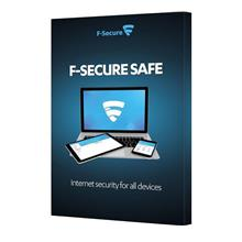 F-Secure SAFE Internet Security 2020 - 1 Year 5 Device Windows 7 8 10