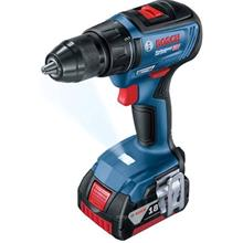Bosch GSR 18V-50 Cordless Brushless Drill Driver Kit (with 2 Batteries + 1 Cha