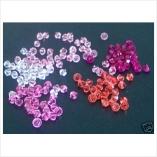 Pink Mix 100p 4mm 5301 Swarovski Bicones