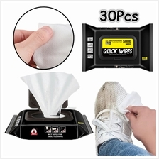 YSHolding Cleaning Sneaker Shoe Quick Wipes (30PCS)