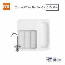 Xiaomi Smart Water Purifier C1 Filter RO Filtration System App Control