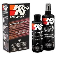 K&N Recharger Air Filter Cleaner Kit (99-5050)