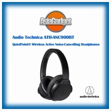 Audio Technica ATH-ANC900BT Wireless Noise Cancelling Headphones