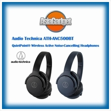 Audio Technica ATH-ANC500BT Wireless Noise Cancelling Headphones