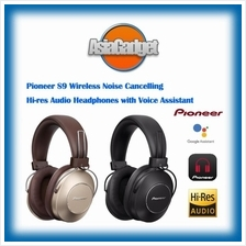Pioneer S9 Over-Ear Wireless Noise Cancelling Headphones