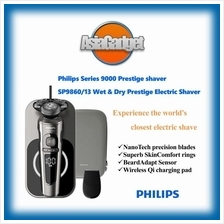 Philips SP9860 /13 Series 9000 Wet & Dry Prestige Electric Shaver