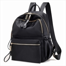 Bag Women Backpack Classic Black Beg for Travel School Casual Trendy Fashion S