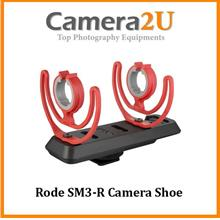 Rode SM3-R Camera Shoe Shockmount Shock Mount Variable Mounting Cable