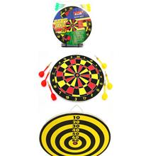Dart Board Dart Game Set With 6 Darts Diameter 38cm