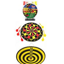 Dart Board Dart Game Set With 6 Darts Diameter 30cm