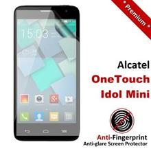Premium Matte Alcatel OneTouch Idol Mini Screen Protector