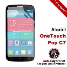 Premium Matte Alcatel OneTouch Pop C7 Screen Protector