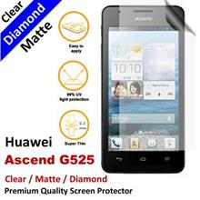 Premium Diamond Matte Clear LCD Screen Protector Huawei Ascend G525