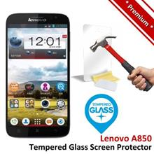 Premium Protection Lenovo A850 Tempered Glass Screen Protector