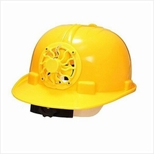 Solar Fan Safety Cap Eco-friendly Solar Cap Helmet Engineering Cap