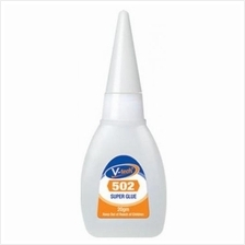 V-TECH VT-802 502 Super Glue 3 Secs Glue 20g