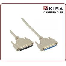 Long 37 Pin Male to Female Cable DB37 M-F Data Cable (5m)