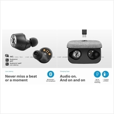 Sennheiser MOMENTUM True Wireless M3 IETW Bluetooth aptX Touch Control