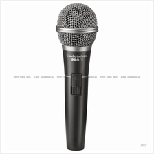 Audio-Technica PRO 31 - Cardioid Dynamic Handheld Microphone