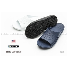 TELIC T200 Slide Men Unisex After Sports Recovery Sandal Arch Support