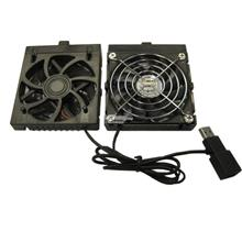 COOLER MASTER CLIP ON FAN FOR NOTEPAL U SERIES (R9-NBA-U2PF) TWIN