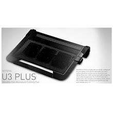 COOLER MASTER NOTEPAL U3 PLUS COOLER PAD (R9-NBC-U3PK-GP) BLK