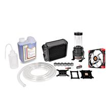 THERMALTAKE PACIFIC RL140-D5 WATER COOLING KIT (CL-W072-CU00BL-A)