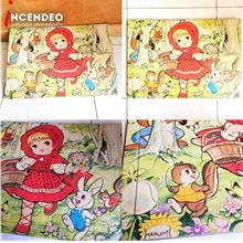 **incendeo** - Vintage 1970s HARUMI Red Riding Hood Puzzle