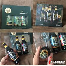 **incendeo** - GUINNESS STOUT Limited Edition Miniature Bottle Set