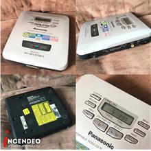 **incendeo** - PANASONIC Portable CD/VCD Player SL-VP40