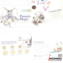 **incendeo** - Possum Magic 2017 Australia Uncirculated Coins Collecti