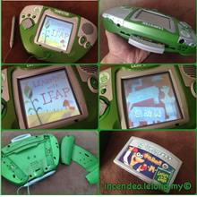 **Incendeo** - Leap Frog Leapster Handheld Game Console