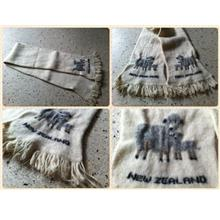 **Incendeo** - New Zealand Lamb Wool Scarf