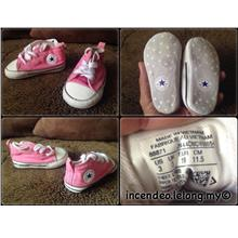 **incendeo** - Original CONVERSE All Star Pink Baby Shoe