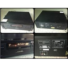 **Incendeo** - Samsung 5-Disc CD Player CHR2000