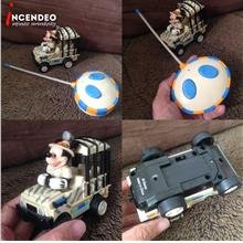 **incendeo** - DISNEY Mickey Mouse Remote Control Car