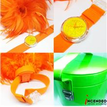 **incendeo** - Swatch FEATHERS Pop Watch PMZ105 (1997)