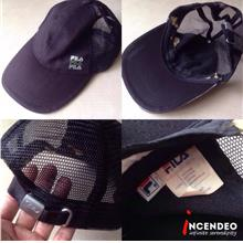 **incendeo** - Original FILA Black Cap