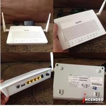 **incendeo** - ZyXEL ADSL Wireless N Router P-660HNU-F1