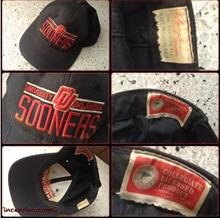 **Incendeo** - Collegiate Licensed University Oklahoma SOONERS Cap