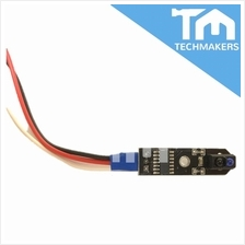 IR Infrared Line Track Follower Sensor 5V c/w soldered wires for STEM