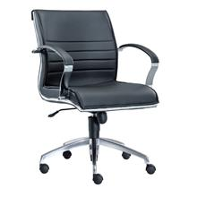 Executive Low Back Office PU Leather Chair - DIRECTIV E1063H