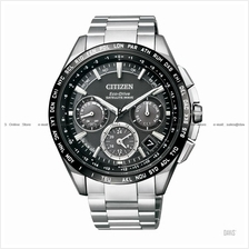 CITIZEN . CC9015-54E . Satellite Wave . M . Eco-Drive . TSB . Black