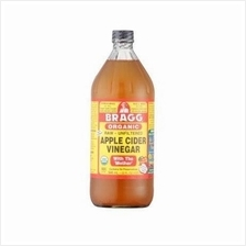 Bragg, Organic Apple Cider Vinegar, Raw & Unfiltered (946ml)