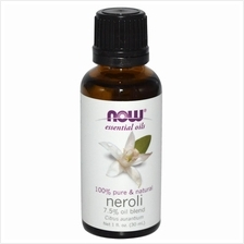 Now Foods, Neroli Essential Oil, 7.5% Oil Blend (30 ml)
